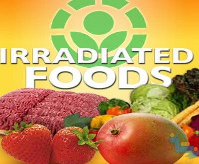 اثر تشعشع در نگهداری مواد غذایی
