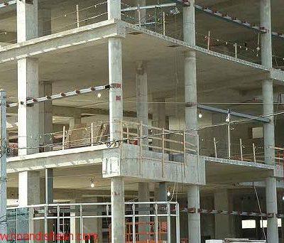 گزارش کارآموزی احداث ساختمان مسکونی
