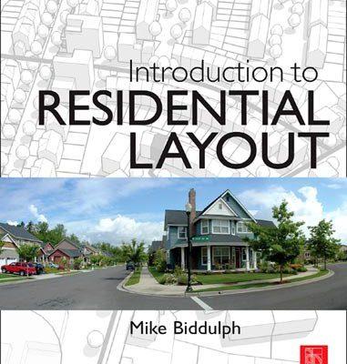 کتاب Introduction to Residental Layout