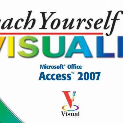 خودآموز تصویری Microsoft Access 2007