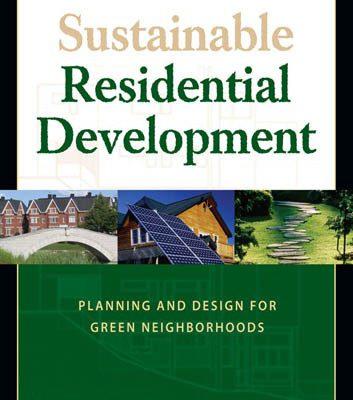 کتاب Sustainable Residential Development