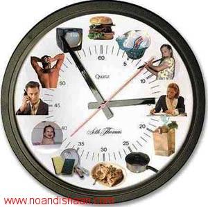تأثیر مدیریت زمان در پیشرفت تحصیلی