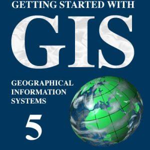 نقشه GIS منطقه 5