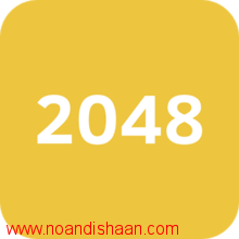 کد متلب بازی فکری و بسیار جالب 2048