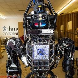 روبات انساننمای اطلس