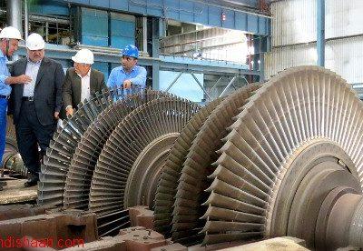 تعمیرات نیروگاه