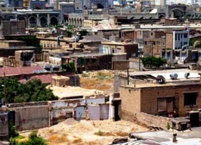 سکونتگاه های غیررسمی