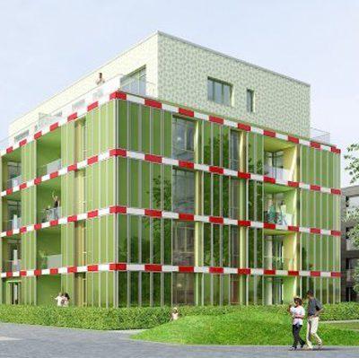 انرژی گرمایی ساختمان