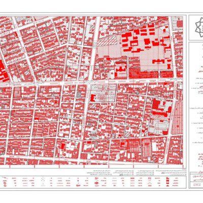 نقشه کد منطقه 11