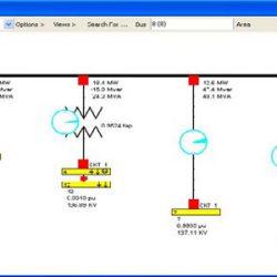 آموزش نرم افزار Power World Simulator