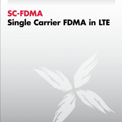 تکنیک مدوله سازی SC-FDMA