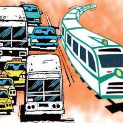 اطلاعات حمل و نقل شهری تهران