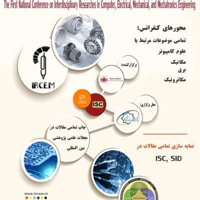 نخستین کنفرانس ملی تحقیقات بین رشته ای