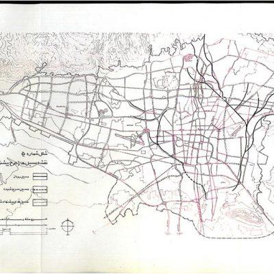 طرح ساماندهی تهران