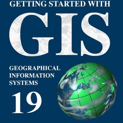 نقشه GIS منطقه ۱۹