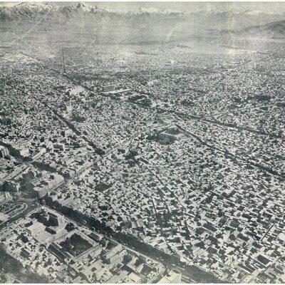اولین طرح جامع تهران
