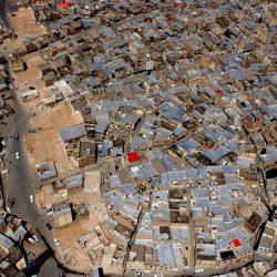 حاشیه نشینی شهر تبریز