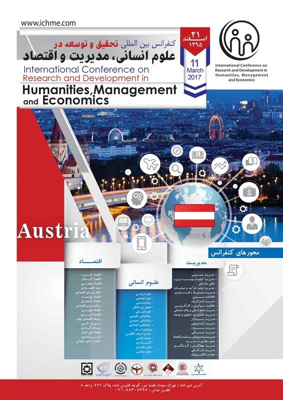 کنفرانس بین المللی تحقیق و توسعه در علوم انسانی