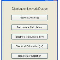 آموزش نرم افزار طراحی شبکه های توزیع nds