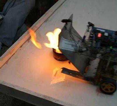 قطعات پرکاربرد رباتیک