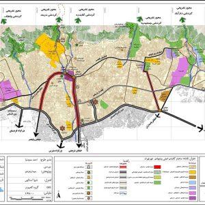 الگوی توسعه منطقه 1