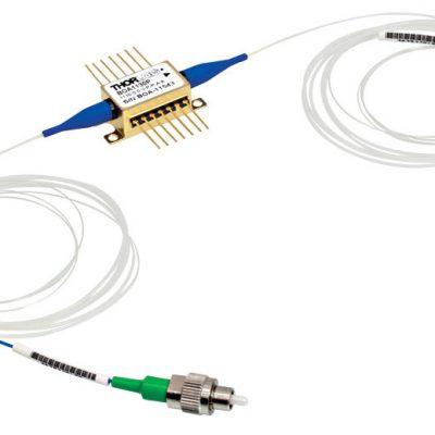 تقویتکننده نوری نیمههادی متصل به فیبر نوری