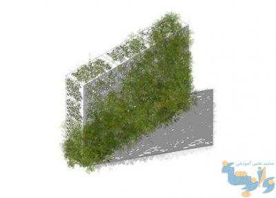 دیوار سبز ۱
