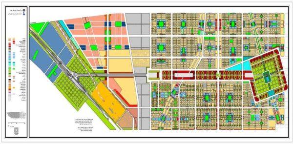 طرح تفصیلی شهر جدید بهارستان