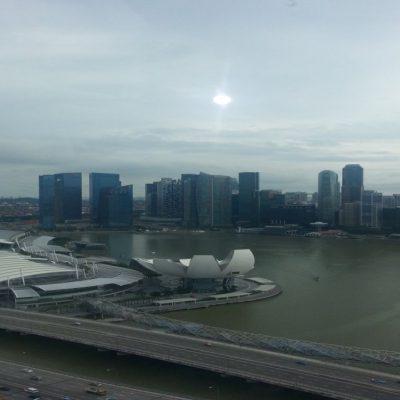 طرح جامع توسعه سنگاپور