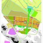 طرح جامع شهر جدید بهارستان به همراه بازنگری طرح جامع بهارستان