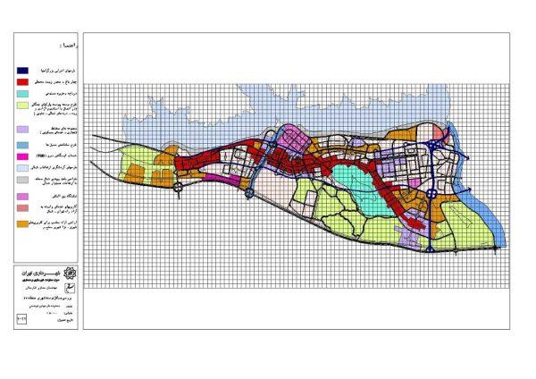 طرح های موضعی منطقه 22 تهران