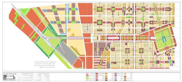 طرح CDS شهر جدید بهارستان