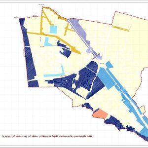 الگوی توسعه منطقه 15