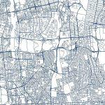 نقشه GIS معابر تهران با جزئیات کامل و اطلاعات تفصیلی