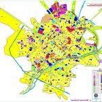 نقشه اتوکد ارومیه | دانلود نقشه کد طرح تفصیلی شهر ارومیه (DWG)