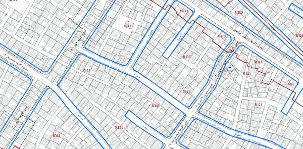 GIS منطقه دو شیراز