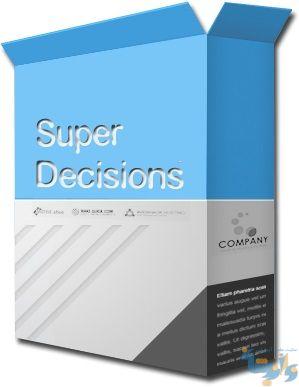 نرم افزار Super Decisions