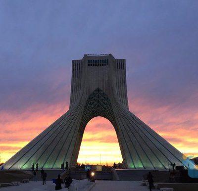 نماد ورودی شهر تهران