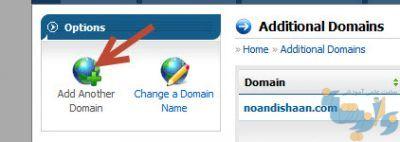 آموزش Addon Domain