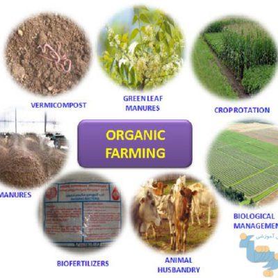 کتاب کشاورزی ارگانیک