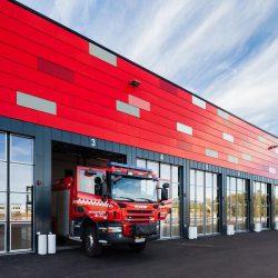 ضوابط طراحی ایستگاه های آتش نشانی