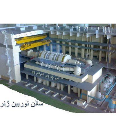 گزارش کاراموزی نیروگاه اتمی بوشهر