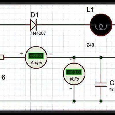 گزارش کار آزمایشگاه الکترونیک صنعتی