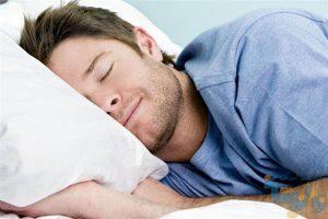 خواب و استراحت منظم
