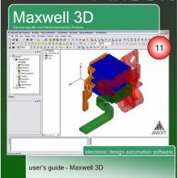 کتاب آموزش Ansoft Maxwell 3D