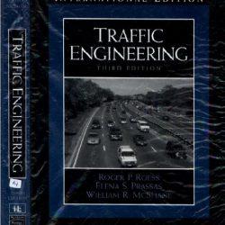 کتاب مهندسی ترافیک