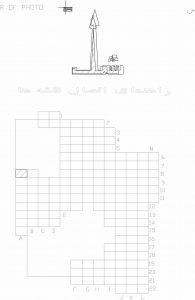 نقشه کد کل کرج