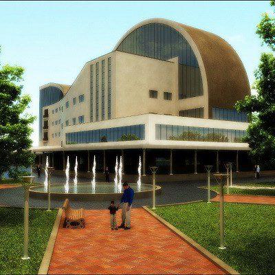 پروژه کامل هتل 4 ستاره