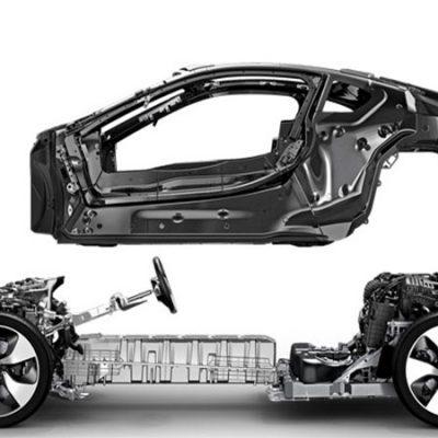 طراحی شاسی و بدنه خودرو