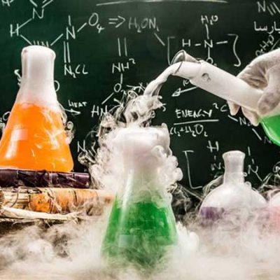 جزوه شیمی معدنی 1